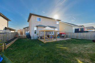 Photo 34: 108 Houle Drive: Morinville House for sale : MLS®# E4217217