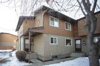 Photo 1: 62 3812 20 Avenue in Edmonton: Zone 29 Townhouse for sale : MLS®# E4222933