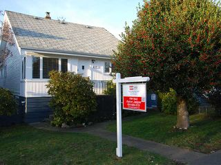 Main Photo: 2081 E 25TH Avenue in Vancouver: Victoria VE House for sale (Vancouver East)  : MLS®# V877600