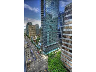 "Photo 1: 1605 1060 ALBERNI Street in Vancouver: West End VW Condo for sale in ""THE CARLYLE"" (Vancouver West)  : MLS®# V894035"
