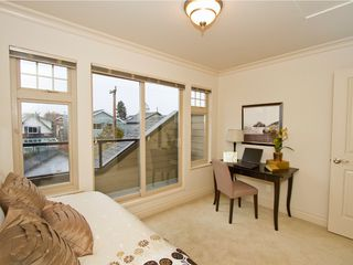 Photo 15: 1961 WHYTE Avenue in Vancouver: Kitsilano House 1/2 Duplex for sale (Vancouver West)  : MLS®# V920180