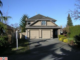 Photo 1: 14897 21 Street in SURREY: Sunnyside Park Surrey House  (South Surrey White Rock)  : MLS®# F1113692