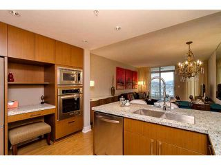 Photo 5: 1203 1155 the High Street in Coquitlam: North Coquitlam Condo for sale : MLS®# V989577