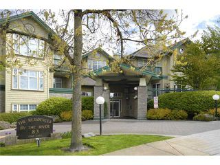 "Photo 1: # 208 83 STAR CR in New Westminster: Queensborough Condo for sale in ""RESIDENCE BY THE RIVER"" : MLS®# V1028824"