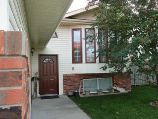 Photo 2: 8 WEST MACKAY Crescent: Cochrane Residential Detached Single Family for sale : MLS®# C3587787