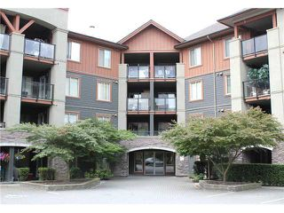 "Photo 1: 2117 244 SHERBROOKE Street in New Westminster: Sapperton Condo for sale in ""COPPERSTONE"" : MLS®# V1036248"