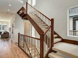 Photo 2: 2403 3 Avenue NW in CALGARY: West Hillhurst Residential Attached for sale (Calgary)  : MLS®# C3608093