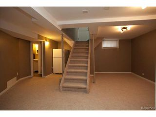 Photo 11: 98 Hill Street in WINNIPEG: St Boniface Residential for sale (South East Winnipeg)  : MLS®# 1427525