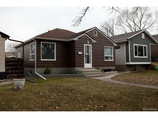 Photo 2: 98 Hill Street in WINNIPEG: St Boniface Residential for sale (South East Winnipeg)  : MLS®# 1427525