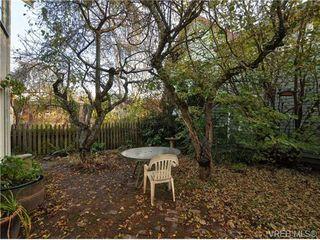 Photo 17: B 1601 Haultain Street in VICTORIA: Vi Oaklands Strata Duplex Unit for sale (Victoria)  : MLS®# 345670