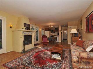 Photo 4: B 1601 Haultain Street in VICTORIA: Vi Oaklands Strata Duplex Unit for sale (Victoria)  : MLS®# 345670