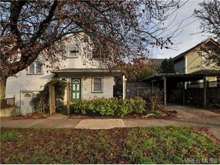 Photo 19: B 1601 Haultain Street in VICTORIA: Vi Oaklands Strata Duplex Unit for sale (Victoria)  : MLS®# 345670