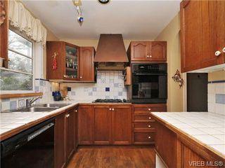 Photo 6: B 1601 Haultain St in VICTORIA: Vi Oaklands Half Duplex for sale (Victoria)  : MLS®# 690016
