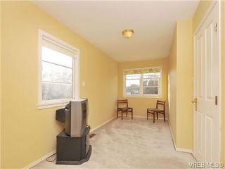 Photo 12: B 1601 Haultain Street in VICTORIA: Vi Oaklands Strata Duplex Unit for sale (Victoria)  : MLS®# 345670