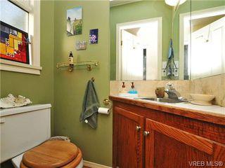Photo 9: B 1601 Haultain Street in VICTORIA: Vi Oaklands Strata Duplex Unit for sale (Victoria)  : MLS®# 345670