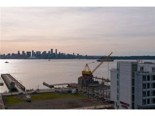 """Photo 8: 1001 168 E ESPLANADE in North Vancouver: Lower Lonsdale Condo for sale in """"ESPLANADE WEST AT THE PIER"""" : MLS®# V1106117"""