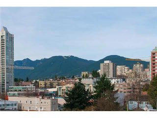 """Photo 9: 1001 168 E ESPLANADE in North Vancouver: Lower Lonsdale Condo for sale in """"ESPLANADE WEST AT THE PIER"""" : MLS®# V1106117"""