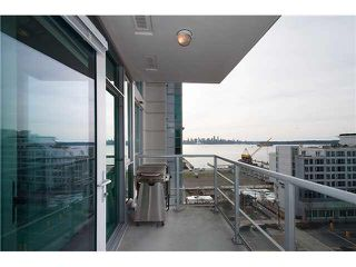 """Photo 4: 1001 168 E ESPLANADE in North Vancouver: Lower Lonsdale Condo for sale in """"ESPLANADE WEST AT THE PIER"""" : MLS®# V1106117"""