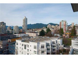 """Photo 6: 1001 168 E ESPLANADE in North Vancouver: Lower Lonsdale Condo for sale in """"ESPLANADE WEST AT THE PIER"""" : MLS®# V1106117"""