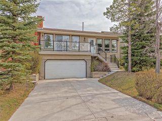 Photo 1: 16 HAWKWOOD Crescent NW in Calgary: Hawkwood House  : MLS®# C4010169