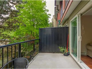 """Photo 15: 19 1561 BOOTH Avenue in Coquitlam: Maillardville Townhouse for sale in """"THE COURCELLES"""" : MLS®# V1121240"""