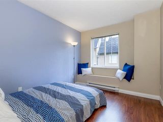 """Photo 11: 19 1561 BOOTH Avenue in Coquitlam: Maillardville Townhouse for sale in """"THE COURCELLES"""" : MLS®# V1121240"""