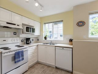 """Photo 6: 19 1561 BOOTH Avenue in Coquitlam: Maillardville Townhouse for sale in """"THE COURCELLES"""" : MLS®# V1121240"""