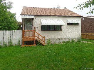 Photo 2: 394 Roseberry Street in WINNIPEG: St James Residential for sale (West Winnipeg)  : MLS®# 1517436