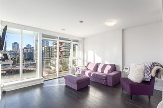 "Photo 9: 1102 1372 SEYMOUR Street in Vancouver: Downtown VW Condo for sale in ""SANDRINGHAM MEWS"" (Vancouver West)  : MLS®# R2013214"