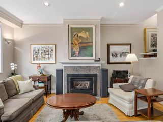 Photo 4: 1825 W 11TH Avenue in Vancouver: Kitsilano Townhouse for sale (Vancouver West)  : MLS®# R2061107