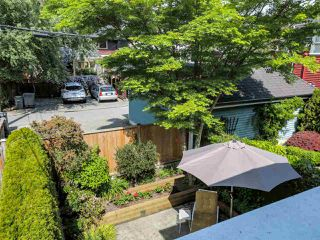 Photo 14: 1825 W 11TH Avenue in Vancouver: Kitsilano Townhouse for sale (Vancouver West)  : MLS®# R2061107