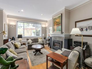 Photo 3: 1825 W 11TH Avenue in Vancouver: Kitsilano Townhouse for sale (Vancouver West)  : MLS®# R2061107