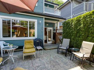 Photo 19: 1825 W 11TH Avenue in Vancouver: Kitsilano Townhouse for sale (Vancouver West)  : MLS®# R2061107