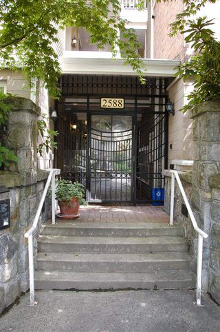 """Photo 14: 206 2588 ALDER Street in Vancouver: Fairview VW Condo for sale in """"BOLLERT PLACE"""" (Vancouver West)  : MLS®# R2072024"""