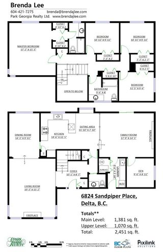 Photo 16: 6824 SANDPIPER Place in Delta: Sunshine Hills Woods House for sale (N. Delta)  : MLS®# R2081391