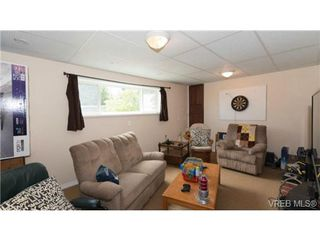 Photo 10: 2272 Gail Pl in SIDNEY: Si Sidney South-East Single Family Detached for sale (Sidney)  : MLS®# 734823