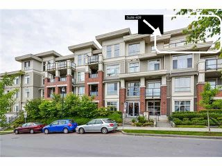 """Photo 1: 409 270 FRANCIS Way in New Westminster: Fraserview NW Condo for sale in """"THE GROVE @ VICTORIA HILL"""" : MLS®# R2092497"""