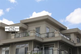 """Photo 2: 409 270 FRANCIS Way in New Westminster: Fraserview NW Condo for sale in """"THE GROVE @ VICTORIA HILL"""" : MLS®# R2092497"""