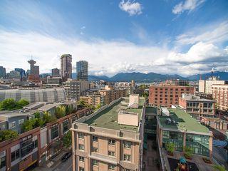 "Photo 13: 1205 550 TAYLOR Street in Vancouver: Downtown VW Condo for sale in ""The Taylor"" (Vancouver West)  : MLS®# R2093056"