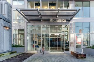 """Photo 24: 712 108 E 1ST Avenue in Vancouver: Mount Pleasant VE Townhouse for sale in """"Meccanica"""" (Vancouver East)  : MLS®# R2126481"""