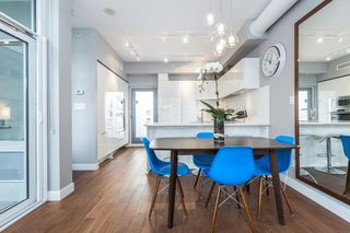 "Photo 2: 712 108 E 1ST Avenue in Vancouver: Mount Pleasant VE Townhouse for sale in ""Meccanica"" (Vancouver East)  : MLS®# R2126481"