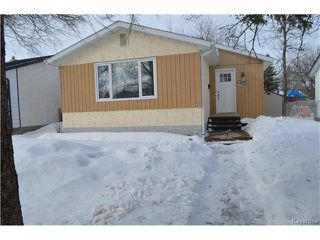 Photo 1: 95 Dorge Drive in Winnipeg: St Norbert Residential for sale (1Q)  : MLS®# 1701867