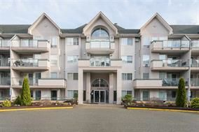 "Photo 1: 415 33738 KING Road in Abbotsford: Poplar Condo for sale in ""COLLEGE PARK"" : MLS®# R2162224"
