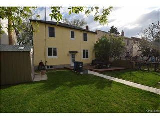 Photo 20: 303 Matheson Avenue in Winnipeg: West Kildonan Residential for sale (4D)  : MLS®# 1712000