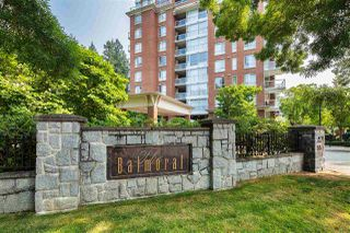 "Photo 12: 701 5615 HAMPTON Place in Vancouver: University VW Condo for sale in ""The Balmoral at Hampton"" (Vancouver West)  : MLS®# R2195977"