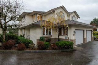 "Photo 1: 10 3222 IMMEL Street in Abbotsford: Abbotsford East Townhouse for sale in ""Willow Ridge"" : MLS®# R2225254"