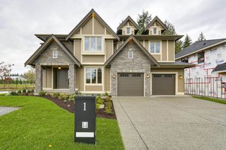 """Photo 1: 1 24453 60 Avenue in Langley: Salmon River House for sale in """"Hyde Canyon"""" : MLS®# R2230767"""