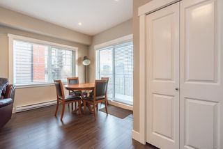 Photo 2: 40 838 ROYAL Avenue in New Westminster: Downtown NW Townhouse for sale : MLS®# R2234901