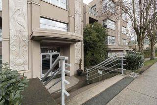 Photo 14: 211 2983 W 4TH Avenue in Vancouver: Kitsilano Condo for sale (Vancouver West)  : MLS®# R2244588