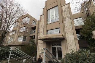 Photo 1: 211 2983 W 4TH Avenue in Vancouver: Kitsilano Condo for sale (Vancouver West)  : MLS®# R2244588